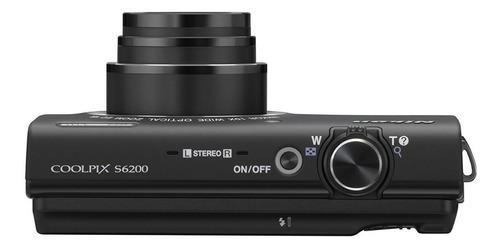 Nikon coolpix s6200 cámara digital con zoom óptico
