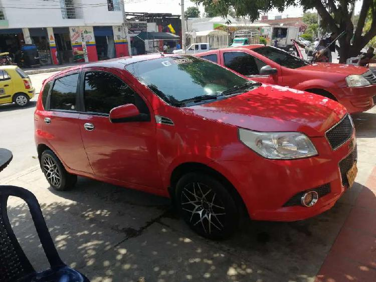 Vendo aveo emottion full equipo cojineria en