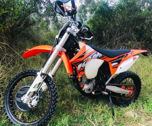 2013 ktm 350 xcf-w enduro moto