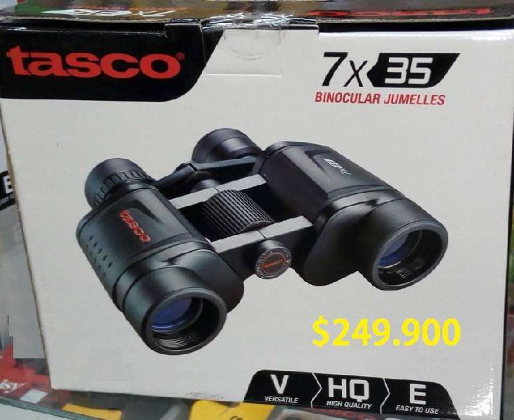 Binoculares tasco 7 x 35mm pro originales
