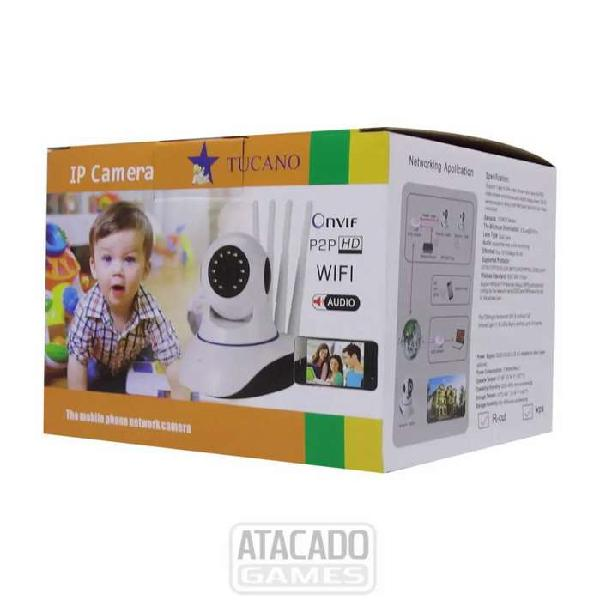 Camara ip wifi 360