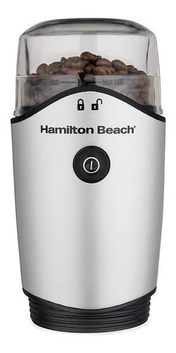 Hamilton beach 80350r molino de café elect automático
