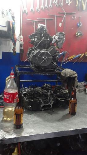 Partes motor ns 200