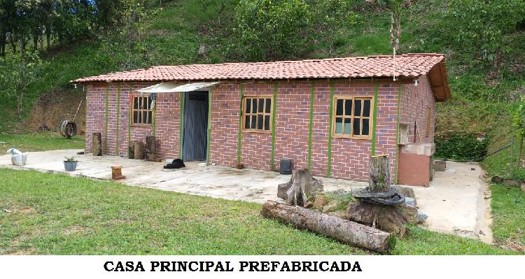 Finca en la vereda jaguas del municipio de san rafael,