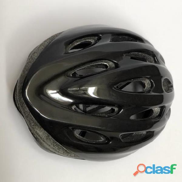 Casco bicicleta montana ruta negro talla m economico mtb