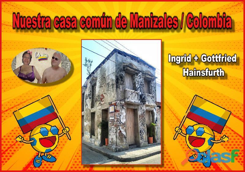 Esta es mi casa de Manizales / Colombia