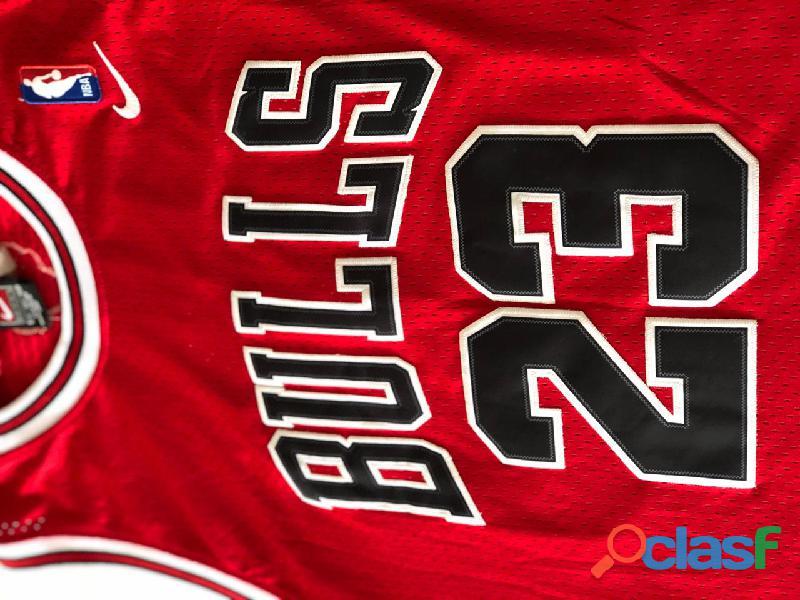 Nba Chicago Bulls Jordan Jersey Camisilla Camiseta Baratas 4