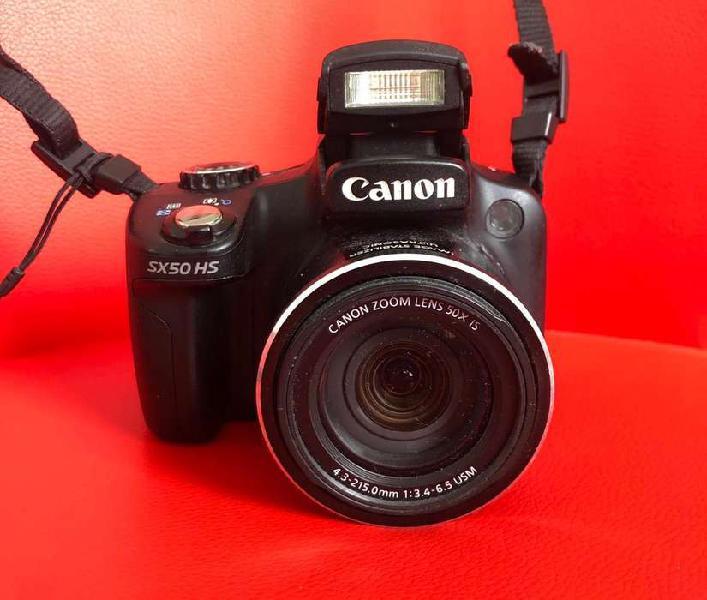 Canon (powershot sx50 hs)