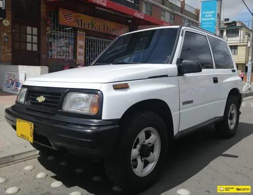 Chevrolet Vitara Motor