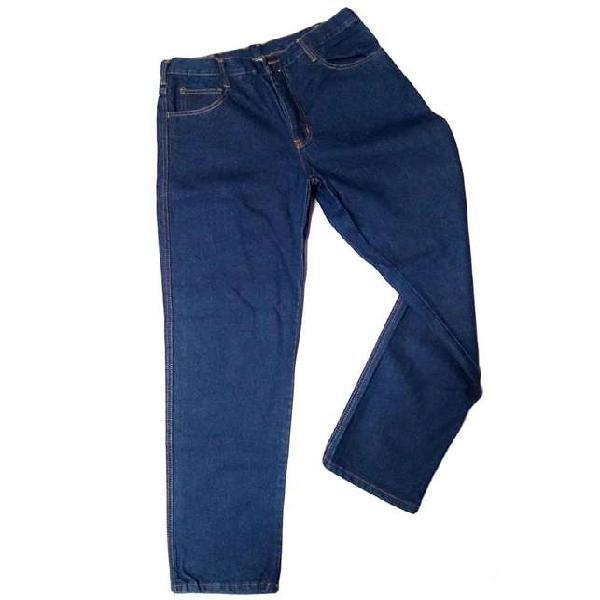 Jeans 14 onzas pantalón industrial dotación