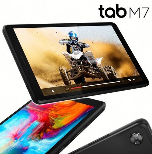 Tablet lenovo 7 pulg wifi 1gb 16gb +funda +protector pantall