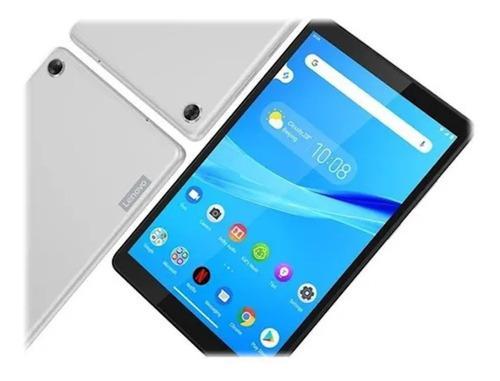 Tablet lenovo tb-8505f 8,0 2gb + 32gb almac. gris platino.