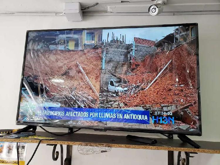 Televisor smart tv led full hd de 43 pulgadas wifi youtube