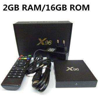 Tv box android 2 gb memoria 16 gb