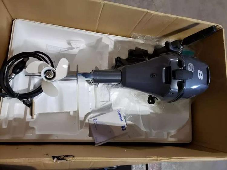 Yamaha motor fuera borda