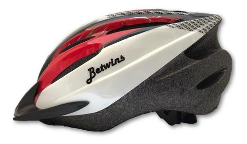 Casco ciclismo bicicleta montaña patinaje betwins ajustable