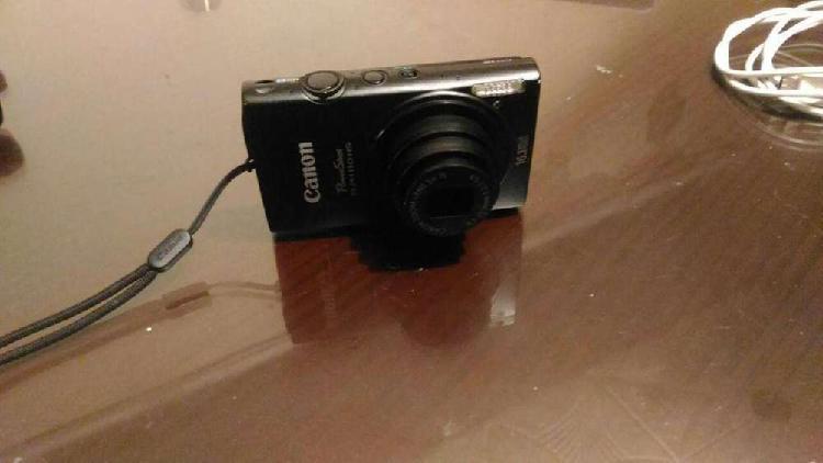 Cámara digital canon de 16,1 mp powershot elph 110 hs 16.1