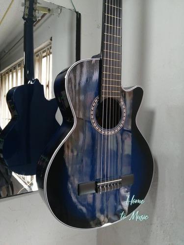 Guitarra acústica as combo