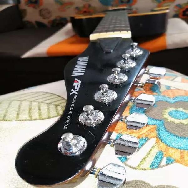 Joya!!! guitarra yamaha apx 6s japón electroacústica