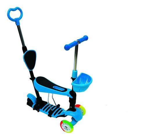 Patineta scooter para bebes 5 en 1