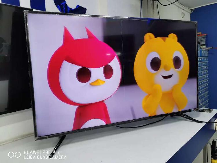 Tv led samsung 55 pulg. 4k - smart tv - wifi - tdt2 con