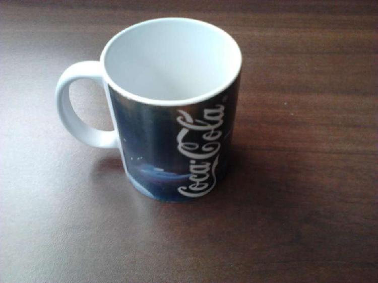 Vendo jarro mugs de cerámica colección cocacola