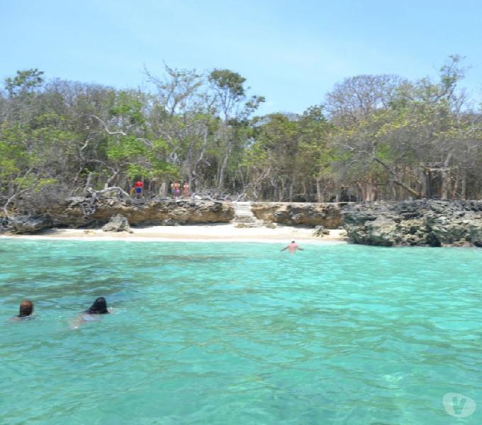 Espectacular lote isla baru