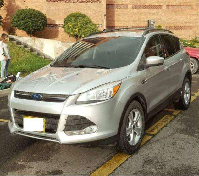 Ford escape se ano 2013