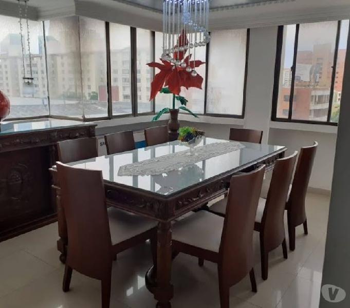 Se vende apartamento 3 alcobas 121 mt2 4 piso buenavista