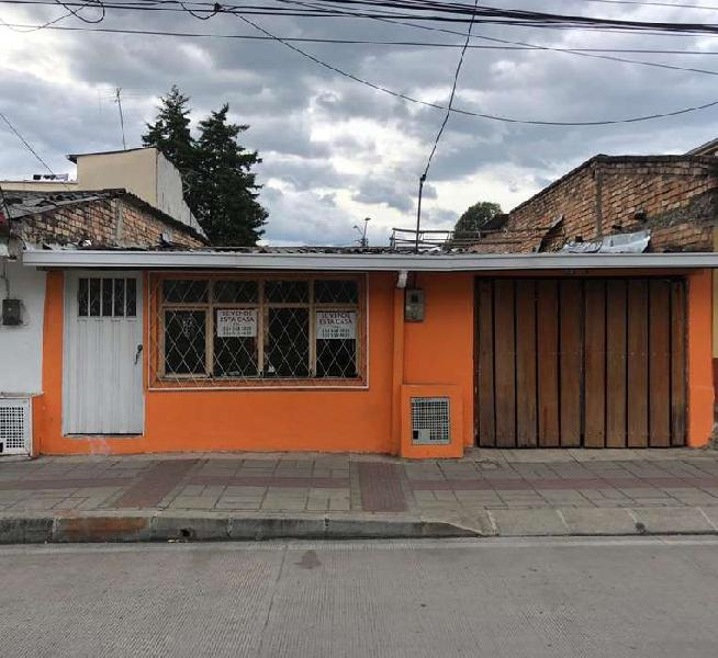 Se vende casa lote en yambitara