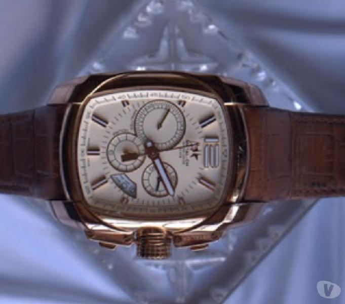 Vendo Reloj Metal CH 5314-44 Cronografo