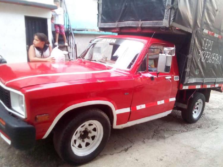 Carroa gas y gasol mazda b1600 barata con todo al dia