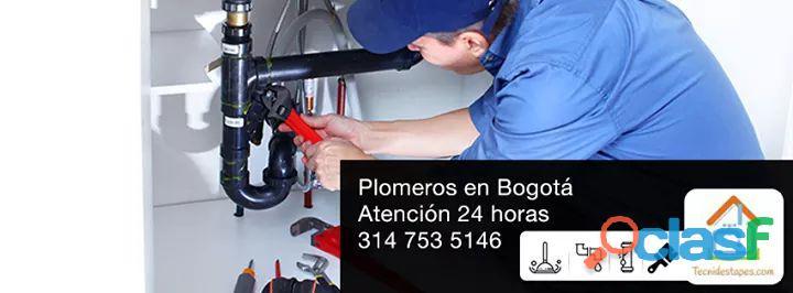 Plomeros en bogotá norte y sur 3147535146