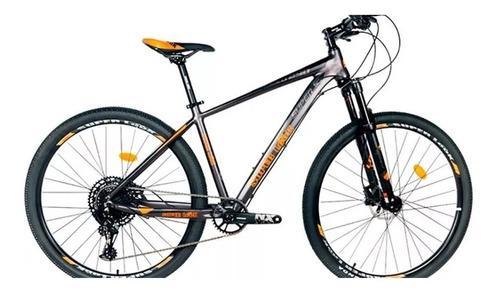 Bicicleta mtb aluminio sram nx 12v hidraulica
