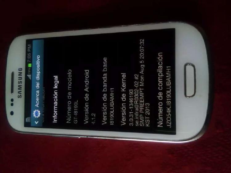 Samsung galaxy s3 mini gi8190