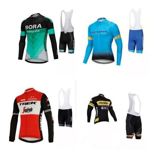 Uniformes ciclismo gel badana 9d bicicletas ruta mtb