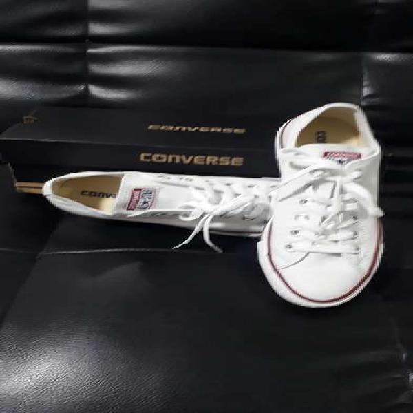 Zapatos converse all star para hombres