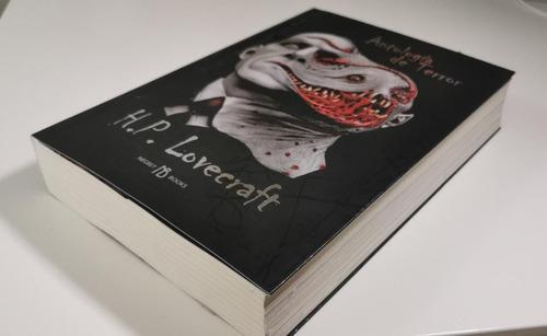 Antología de terror - h.p. lovecraft