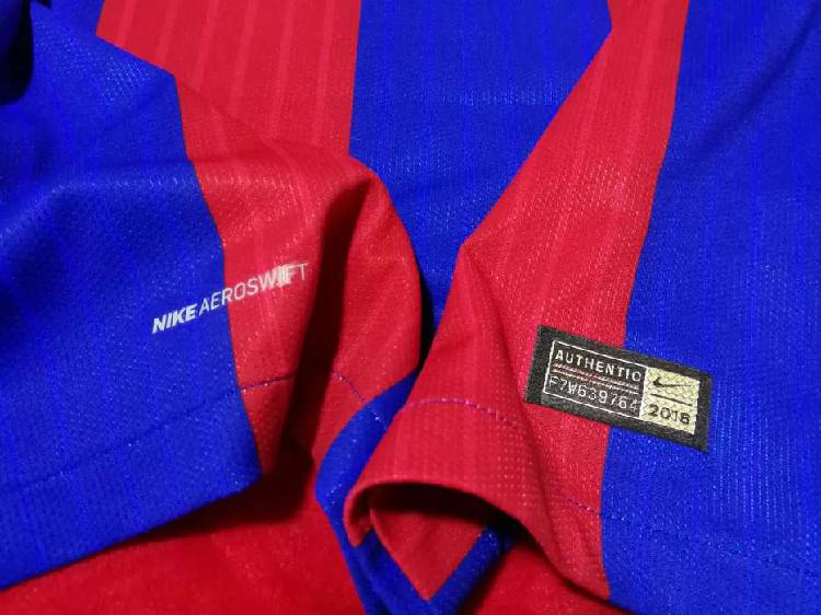 Camiseta barcelona de españa nike original de jugador talla