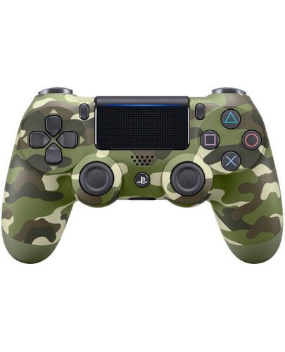 Control Ps4 Camuflado Verde Dualshock 4