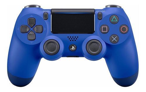 Control Ps4 Playstation 4 Original Azul Nuevo Sellado