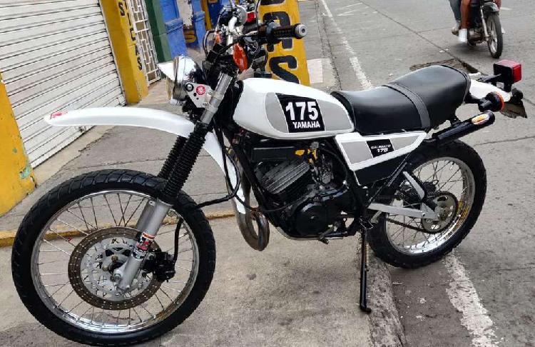 Enduro 175 restaurada
