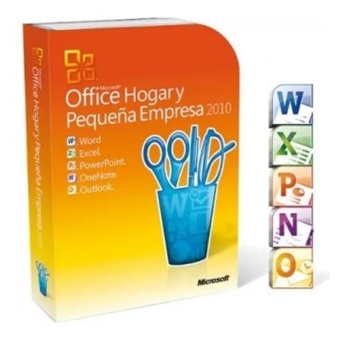Office 2010 hogar y pequeña empresa
