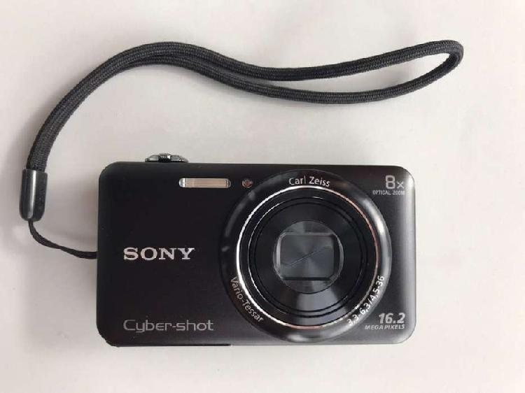 Sony cyber-shot dsc-wx80 16,2 mp cámara digital con zoom