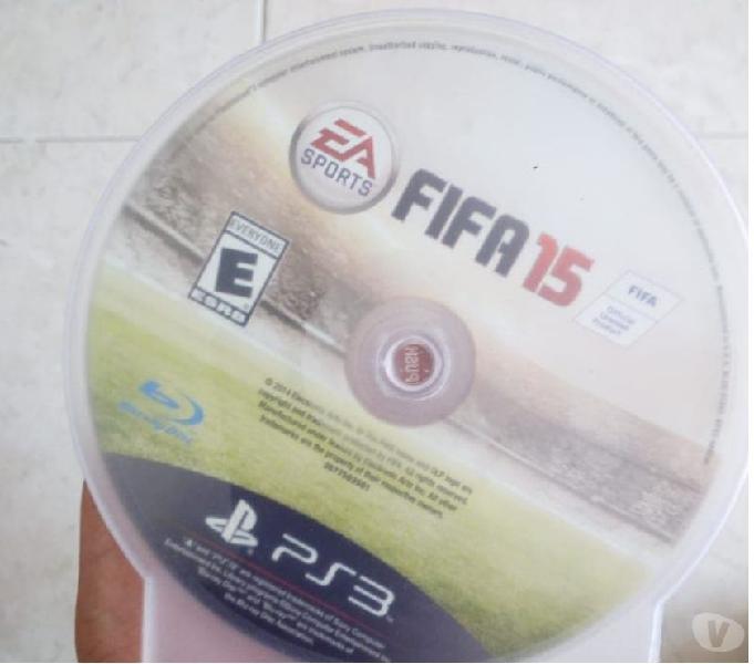 juegos ps3 venta o cambio resistance 3 fifa2015