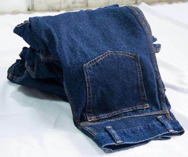 Pantalón jeans industrial dotación