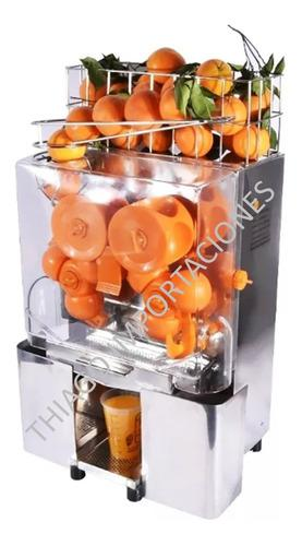 Exprimidor de naranjas industrial nuevo