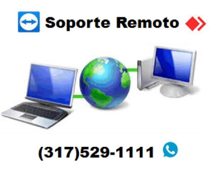 Mantenimiento de computadores a domicilio y remoto