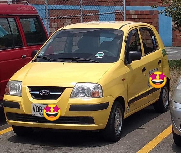 Se vende taxi Hyundai Atos Prime, modelo 2012