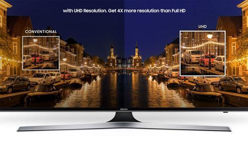 Televisores led y lcd samsung electronics un40mu6290 40 p...